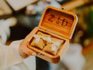 La boda de Diego y Zarina 1