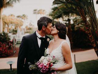 La boda de Elena y Giovanni