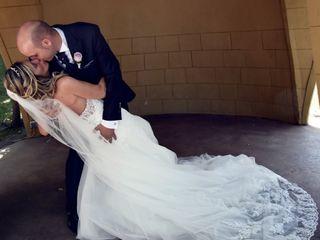 La boda de Sabina y Jaime 1