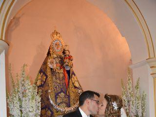 La boda de MARIA JOSÉ y DAVID 1