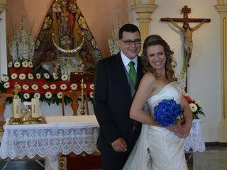 La boda de MARIA JOSÉ y DAVID