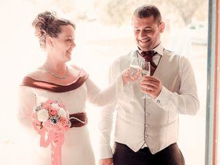 La boda de Bianca y Roberto