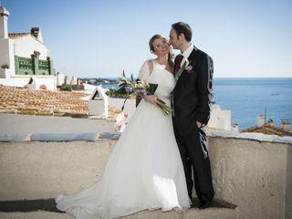 La boda de Teresa y Xavier