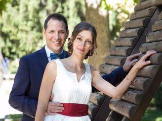La boda de Carmen  y Angel  1