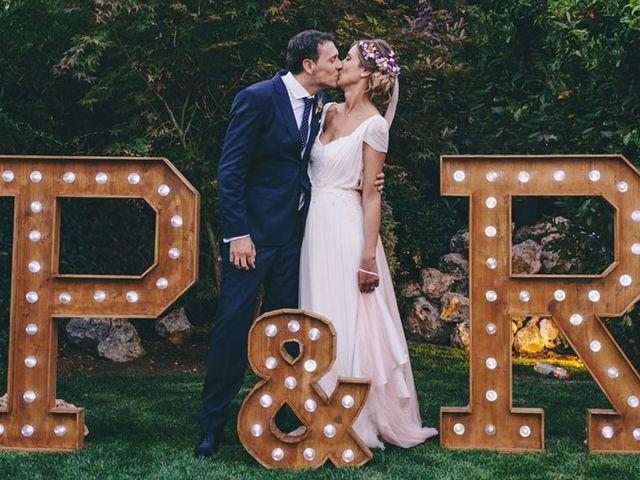 La boda de Paula y Rubén