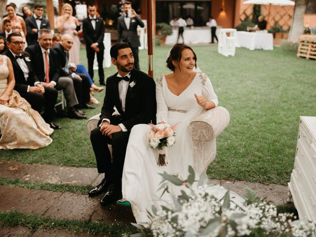 La boda de Eugenio y Jennifer en Arucas, Las Palmas 33