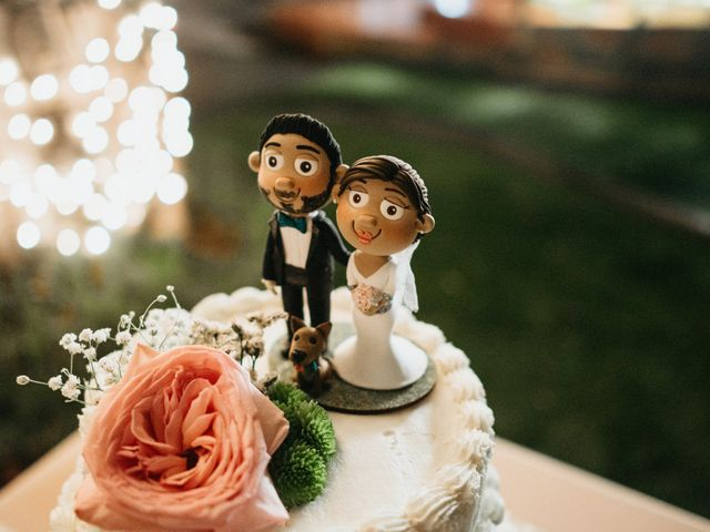 La boda de Eugenio y Jennifer en Arucas, Las Palmas 42