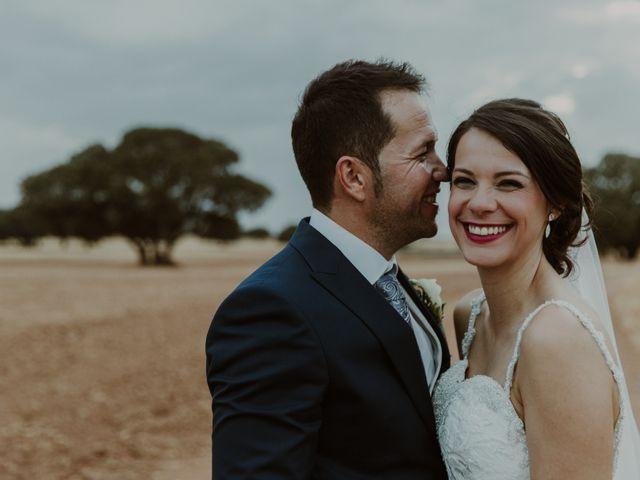 La boda de Mari Carmen y Francis
