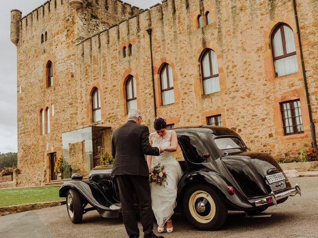 La boda de Zarina y Diego en San Cucao, Asturias 8