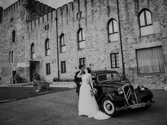 La boda de Zarina y Diego en San Cucao, Asturias 10