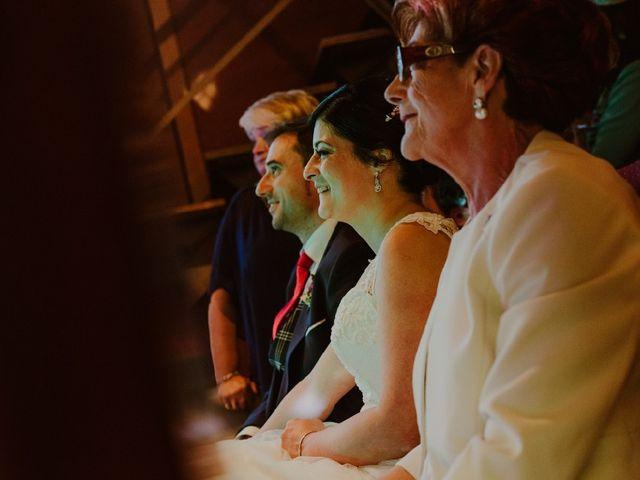 La boda de Zarina y Diego en San Cucao, Asturias 33