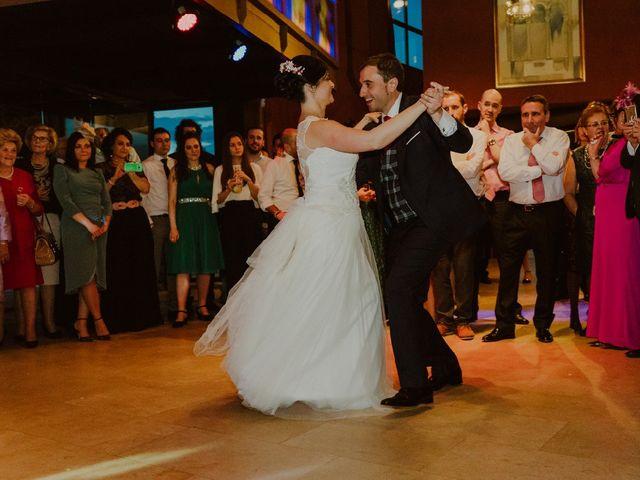 La boda de Zarina y Diego en San Cucao, Asturias 36