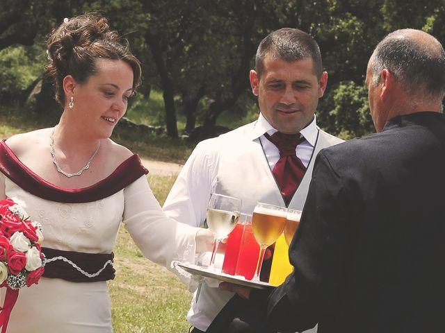 La boda de Roberto y Bianca en Cáceres, Cáceres 17