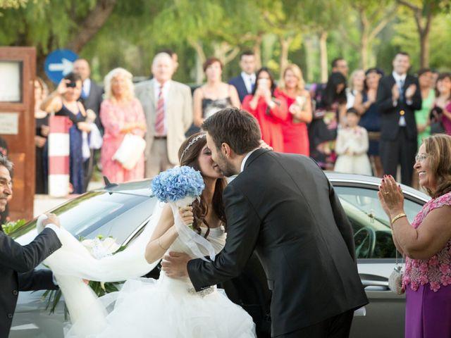 La boda de Javi y Raquel en Cocentaina, Alicante 39