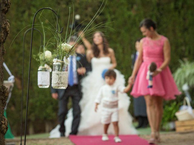La boda de Javi y Raquel en Cocentaina, Alicante 40