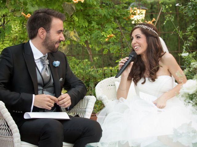La boda de Javi y Raquel en Cocentaina, Alicante 41
