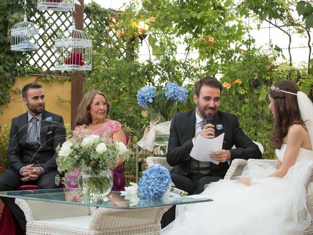 La boda de Javi y Raquel en Cocentaina, Alicante 42