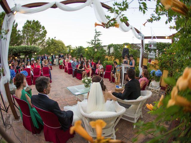 La boda de Javi y Raquel en Cocentaina, Alicante 43