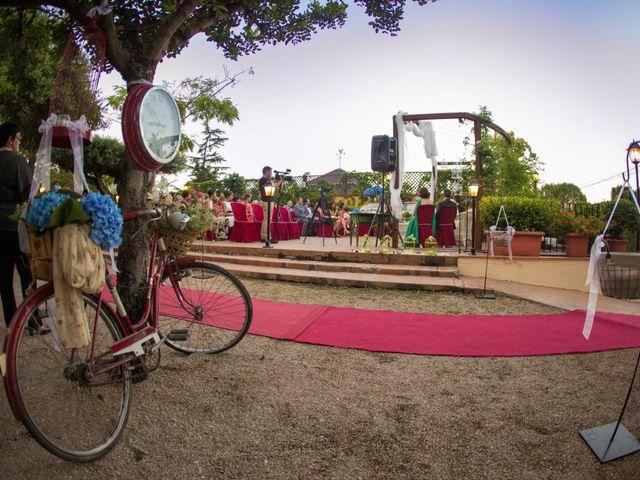 La boda de Javi y Raquel en Cocentaina, Alicante 44