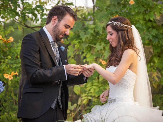 La boda de Javi y Raquel en Cocentaina, Alicante 46