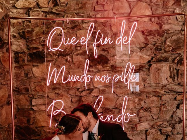 La boda de Javi y Paula en Malleza, Asturias 2