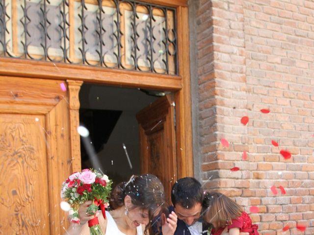 La boda de Angel  y Carmen  en Nava De La Asuncion, Segovia 3