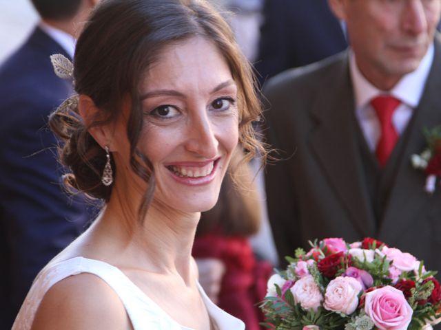 La boda de Angel  y Carmen  en Nava De La Asuncion, Segovia 5