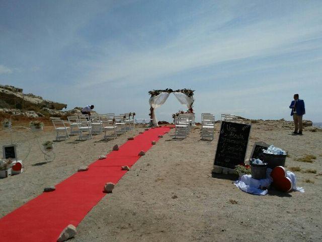 La boda de Juanjo y Ferchy en Almería, Almería 3