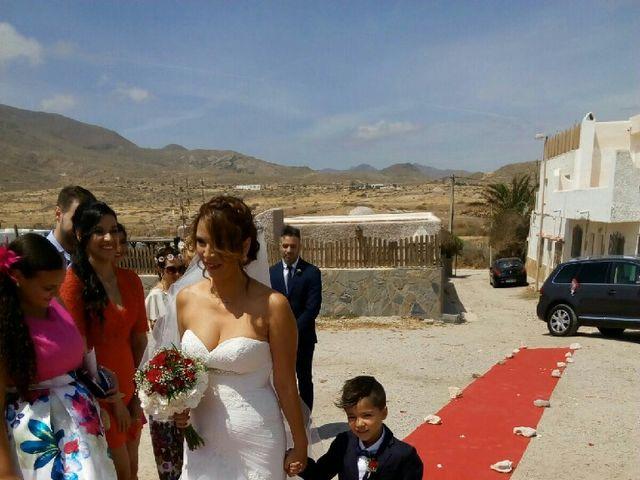 La boda de Juanjo y Ferchy en Almería, Almería 7
