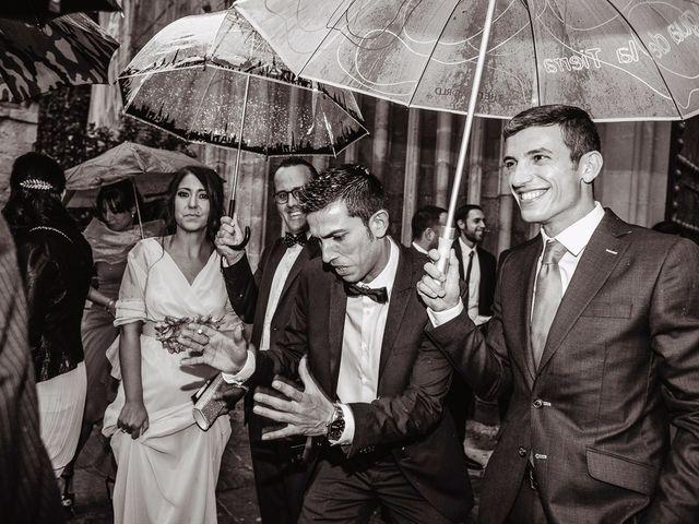 La boda de Alex y Silvia en Sant Cugat Del Valles, Barcelona 23