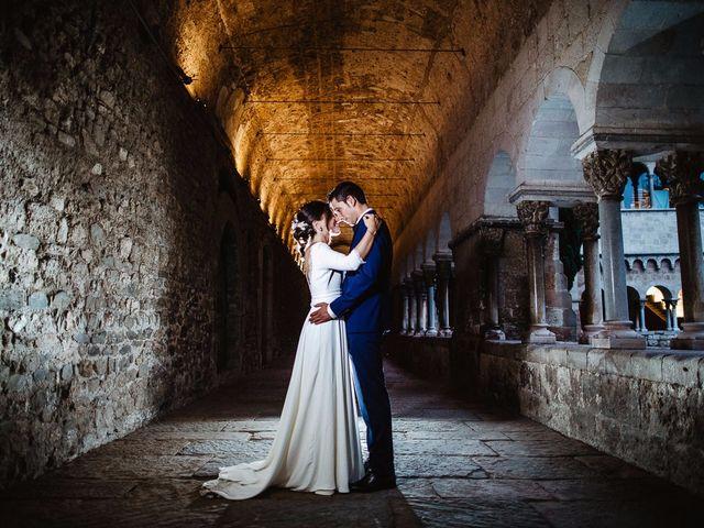 La boda de Alex y Silvia en Sant Cugat Del Valles, Barcelona 1