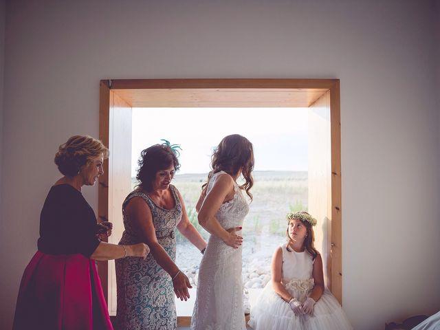 La boda de Óscar y Ana en Tudela, Navarra 14