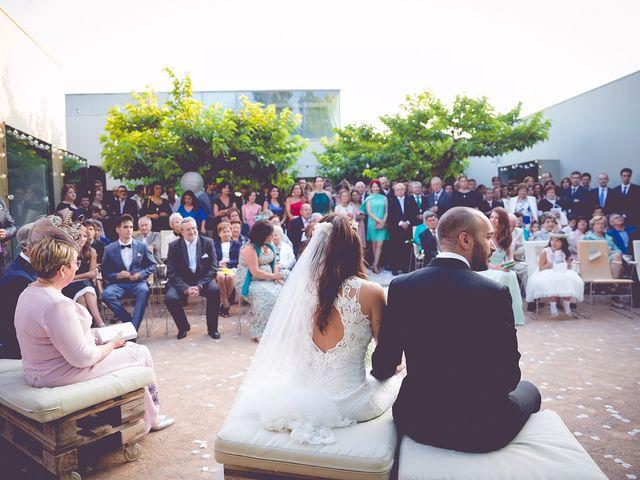 La boda de Óscar y Ana en Tudela, Navarra 18