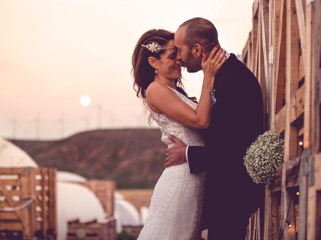 La boda de Ana y Óscar
