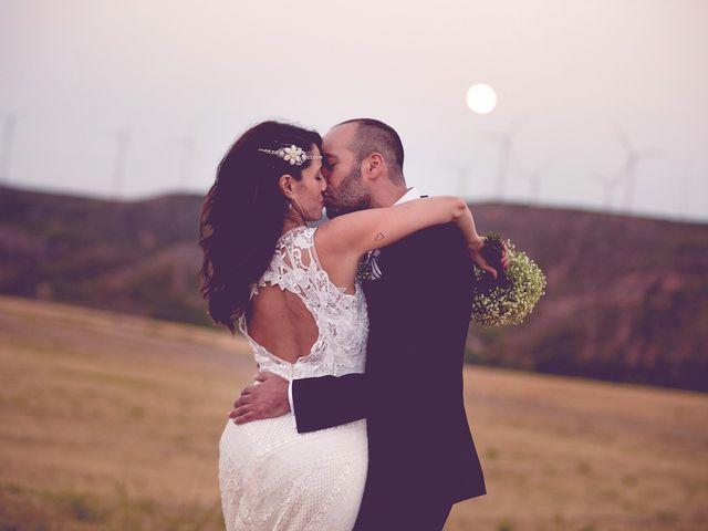 La boda de Óscar y Ana en Tudela, Navarra 26