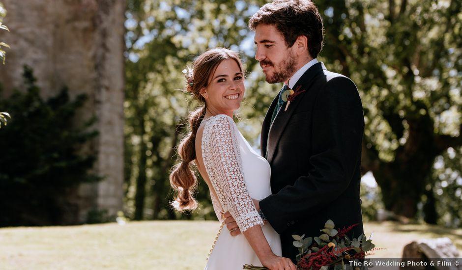 La boda de Javi y Paula en Malleza, Asturias