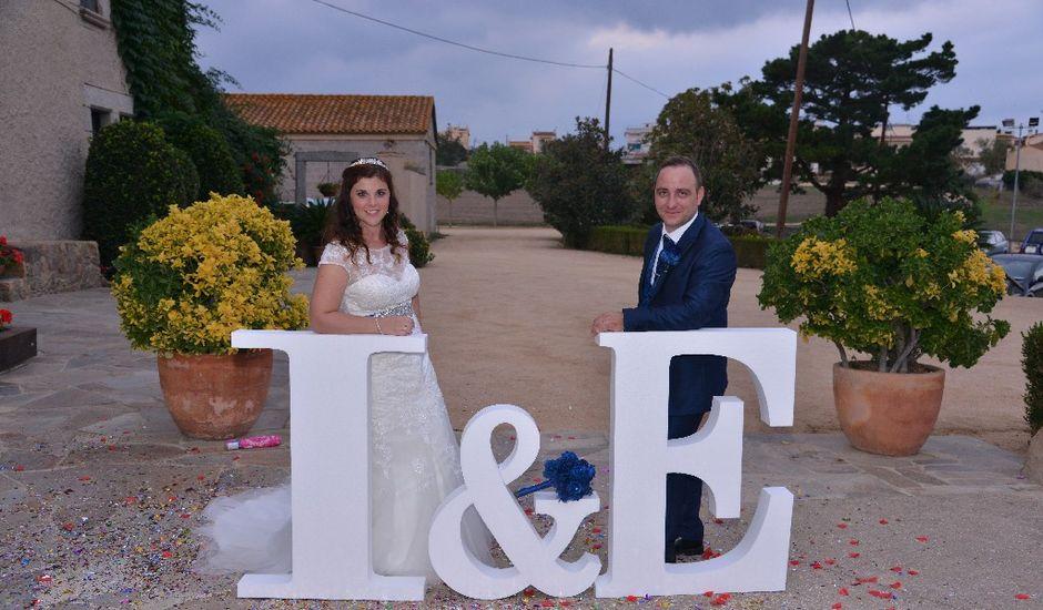 La boda de Emilio y Isa en Tordera, Barcelona