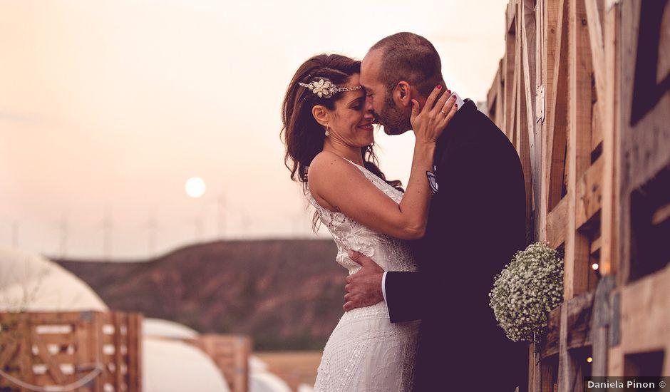 La boda de Óscar y Ana en Tudela, Navarra
