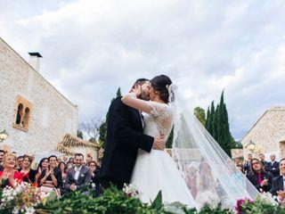 La boda de Majo y Dani