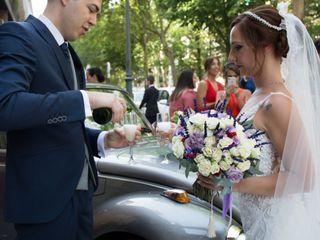 La boda de Amanda y Jorge