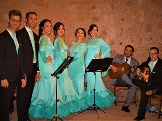 La boda de Guiomar y Marcos 1