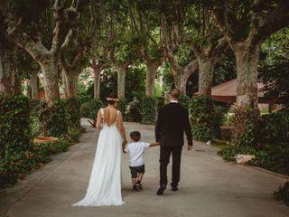 La boda de Gloria y Ivan