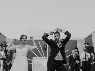 La boda de Esther y Jose Ramón