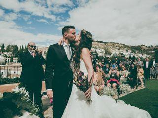 La boda de Mamen  y Sebas