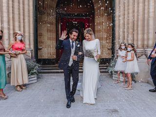 La boda de Virginie y Miguel