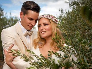 La boda de Biel y Vanessa