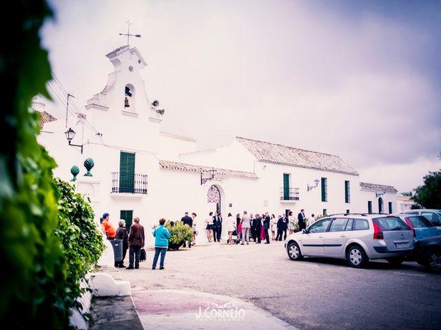 La boda de Juan y Mercedes en Chiclana De La Frontera, Cádiz 16