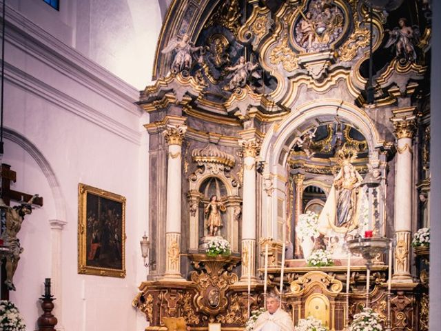 La boda de Juan y Mercedes en Chiclana De La Frontera, Cádiz 18