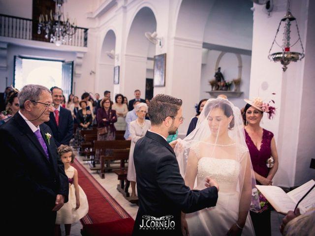 La boda de Juan y Mercedes en Chiclana De La Frontera, Cádiz 19