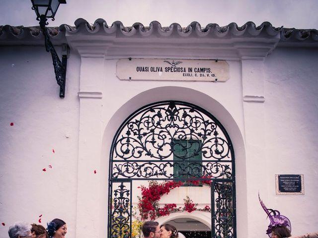 La boda de Juan y Mercedes en Chiclana De La Frontera, Cádiz 21